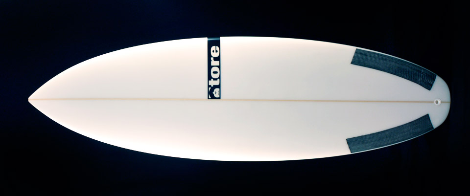 the seedling model surfboard tore surfboards
