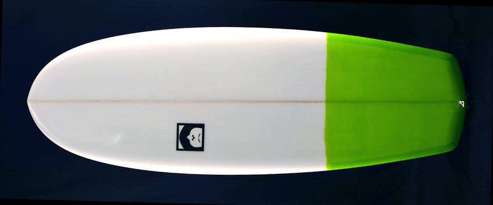 tv-melt model surfboard tore surfboards