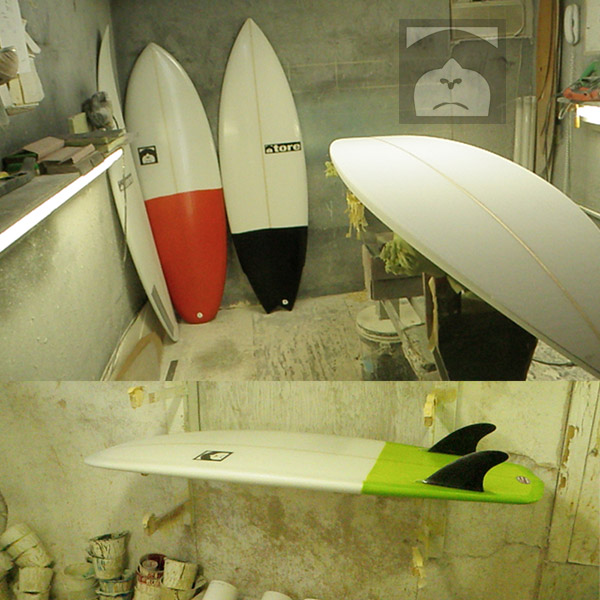 new surfboards from toresurfboards
