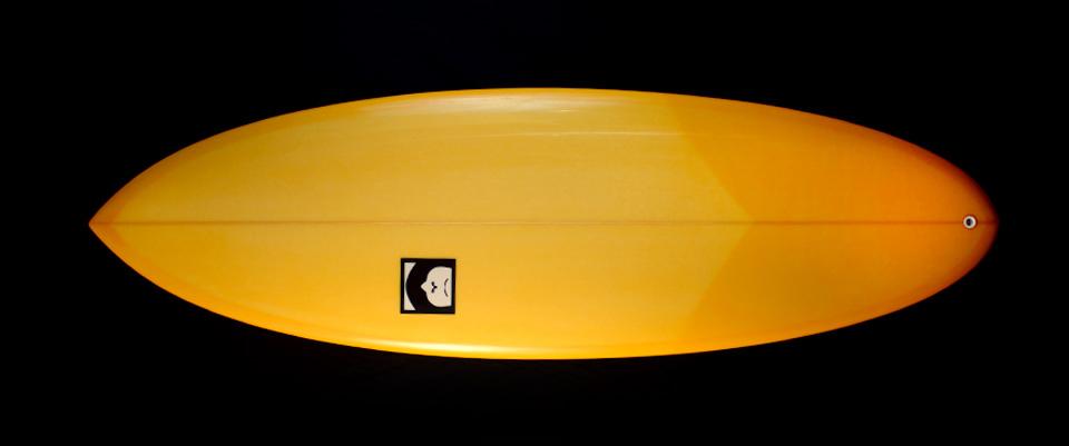 seed tore surfboard